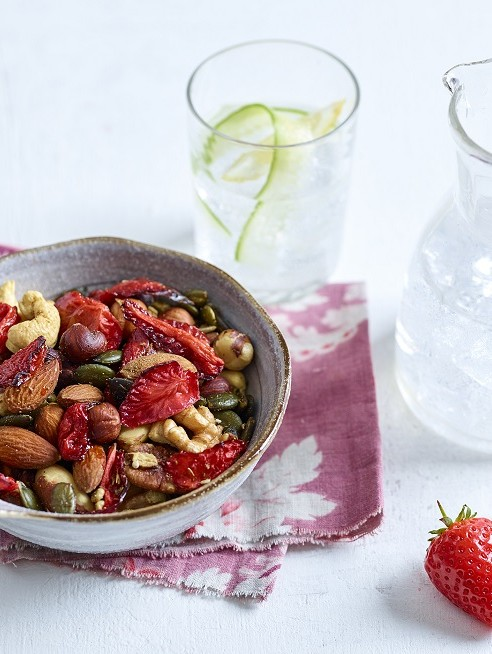 Za'atar Berry Nuts